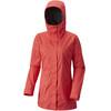 Columbia Splash A Little II Jacket Women red camellia geo lights print